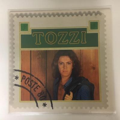 Umberto Tozzi – Tozzi LP vinyl