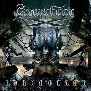 SYMPHONY X -  Iconoclast - CD  2011 prog metal USA