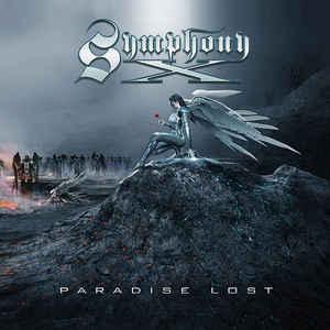 SYMPHONY X - Paradise Lost CD 2007 prog metal USA , digipack
