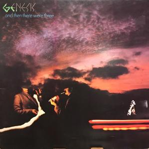 Genesis ‎– ...And Then There Were Three...