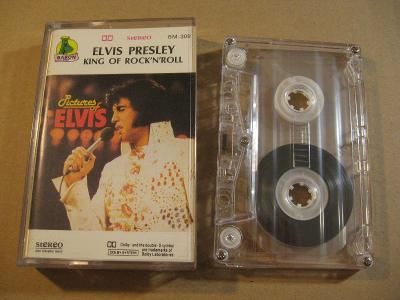 Presley Elvis KING OF ROCK´N´ROLL 1990 Baron Music MC