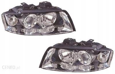 SVĚTLOMETY LAMPY AUDI A4 B6 00-04 Sada 2 NOVINKA