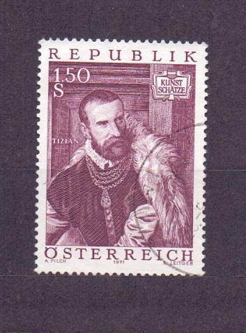Rakúsko - Mich. č.1360