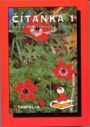 Čítanka pro 1.ročník středních škol   (V.Martínková, nakl.Triponia)