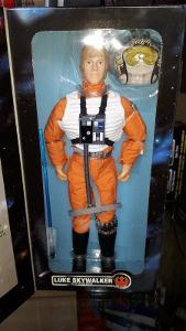 Retro figurka Star Wars Luke Skywalker in X-Wing Gear 30cm