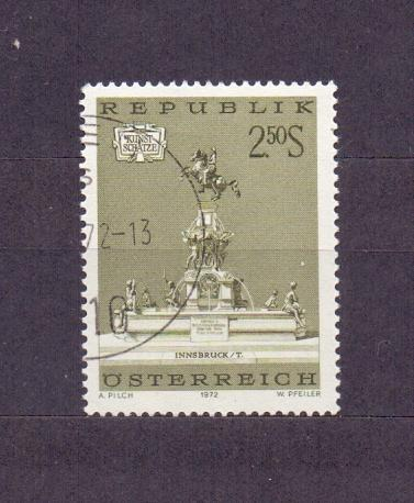 Rakúsko - Mich. č.1384