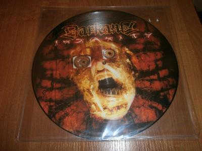 LP DARKANE : Insanity ./picture vinyl/