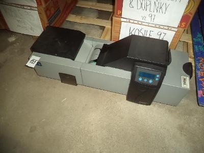 Elektromateriál ačr -č.155 Tiskárna / kodér FARGO High definition Prin