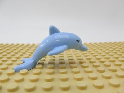 LEGO figurka DELFÍN