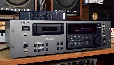 SONY PCM-R500 Digital Audio Recorder DAT Magnetofon (177570)