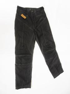 Textilní kalhoty letní PROBIKER- vel. S/48, pas: 74 cm