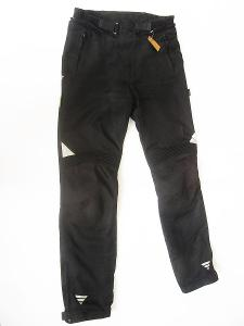Textilní kalhoty prodloužená verze- vel. 98, pas: 86 cm