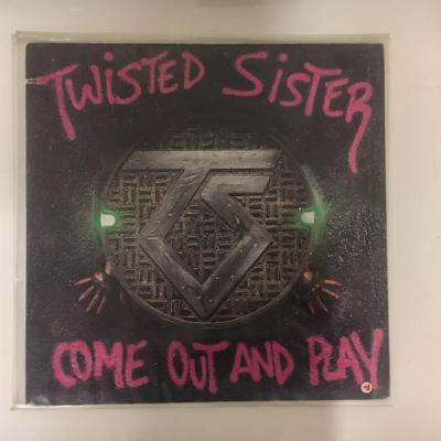 Twisted Sister – Come Out And Play LP vinyl