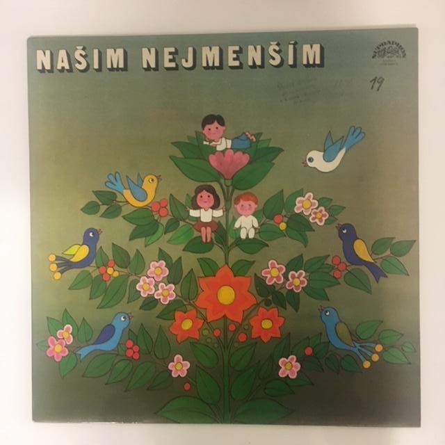 Various – Našim Nejmenším LP vinyl - Hudba