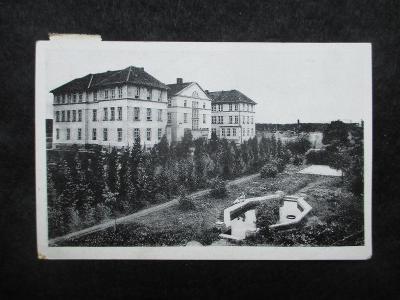 Uherské Hradiště - Zemská nemocnice, pr. 1944