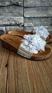 Dámské Confort Pantofle Basido Vel. 36