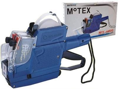 Etiketovací kleště Motex  + dárek