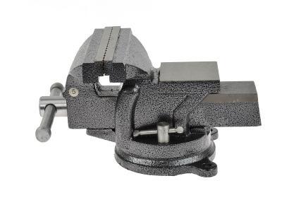 OCELOVÝ paralelní svěrák OTOČNÝ kovadlinou 125mm  G01031