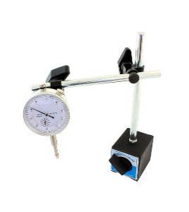Magnetický stojan, stativ + úchylkoměr + dárek