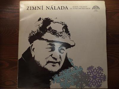 LP Zimní nálada - Karel Valdauf se svým orchestrem
