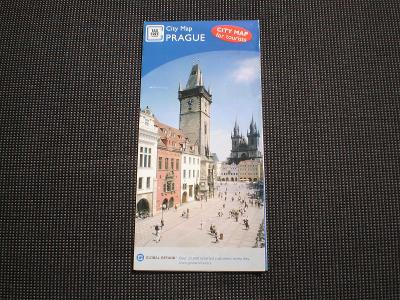 Praha - city map for tourists