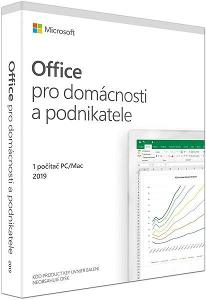 Microsoft Office 2019 Home & Business - Windows - CZ/SK