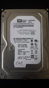 Harddisk HDD Western Digital WD1601ABYS 160GB SATA (171.)