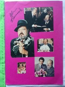 Autogram podpis Conrad William