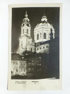 Praha - Chrám sv. Mikuláše