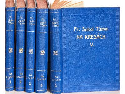Na kresách - František Sokol Tůma