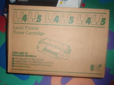 *** NOVÝ - neorig. toner HP - viz foto - HP LaserJet 4/4m Printer  ***