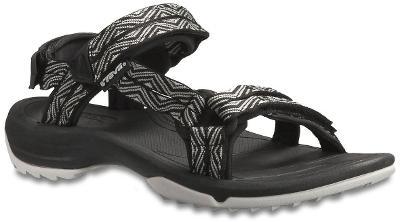 Dámské sandály TEVA TERRA FI LITE, TRUENO BLACK, vl. 4 (EU 37)