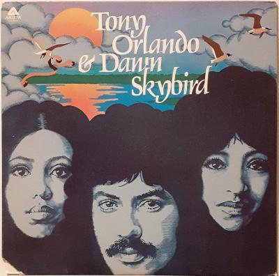 LP Tony Orlando & Dawn – Skybird, 1975 EX