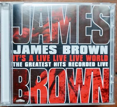 James Brown - The Greatest Hits Recorded Live  2CD
