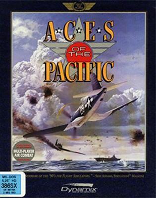 ***** Aces of the pacific ***** (PC) VELKÁ KRABICE