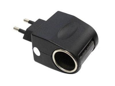 Car Charger Switch 230V/12V + dárek