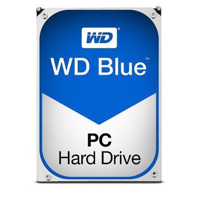"""3.5"""" disk do PC 250GB SATA3 Caviar Blue  rychlý 7200 o. tichý a odolný"""