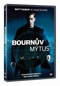 Bourneův mýtus - DVD
