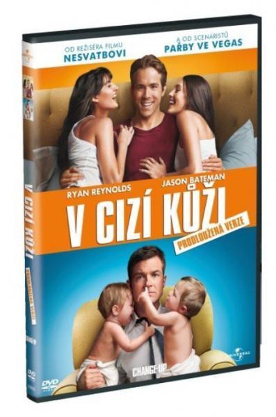 V cizí kůži - DVD