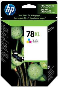 Originální náplň HP 78 Barevná / Color (C6578A)