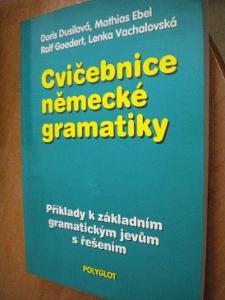 Dusilová aj. - Cvičebnice německé gramatiky - 1994
