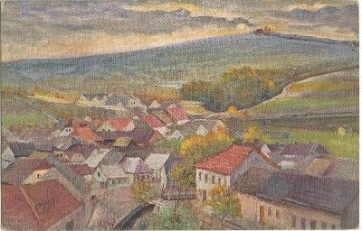 BEZDĚKOV - Sv. Vavřinec - J. Trefný - Domažlice