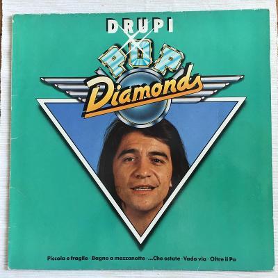 DRUPI – Pop Diamonds - LP vinyl