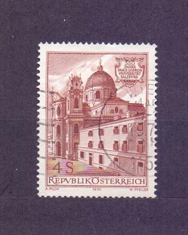 Rakúsko - Mich. č.1402