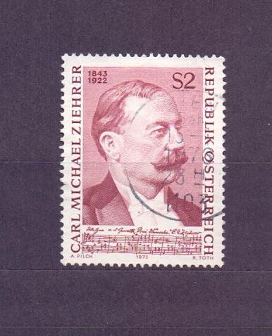 Rakúsko - Mich. č.1403