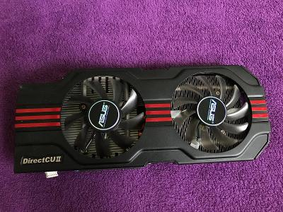 NTB/Díly - Originální chlazení grafické karty Asus ENGTX560Tidc2