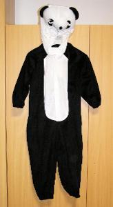 9167 PANDA - karnevalový kostým pro děti vel.104