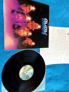 LP DEEP PURPLE BURN kvalitní Japan press z roku 1976