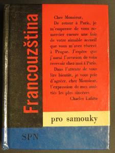 Francouzština pro samouky - Lyer St. - SPN Praha 1970