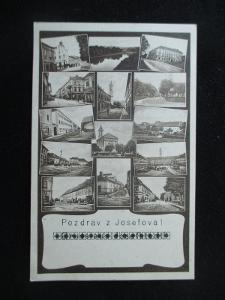 Josefov / Okénková pr. 1919